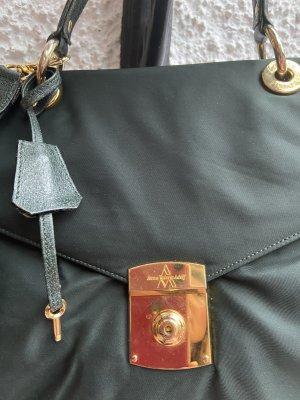 Anna Valerie Adolf Handbag dark green