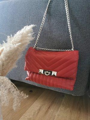Handtasche I Henkeltasche I Rot I Aldo