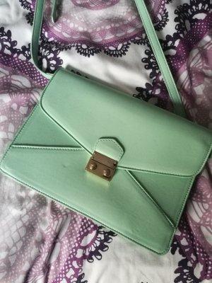 Handtasche in Mint