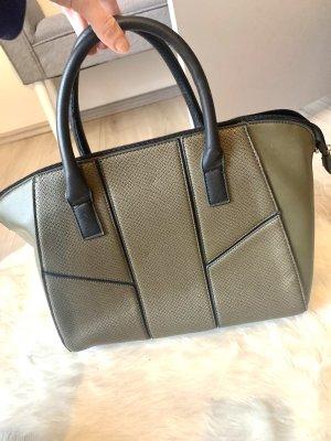 Handtasche in Olivgrün