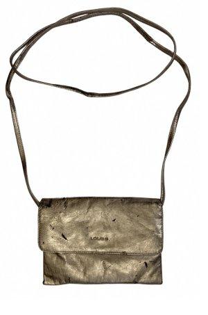 Handtasche in schönem Goldton von Loubs