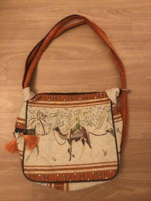 Handtasche Kamel