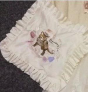 Handtasche Katze Bestickt