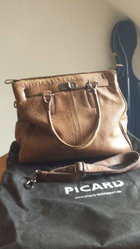 Handtasche/Leder
