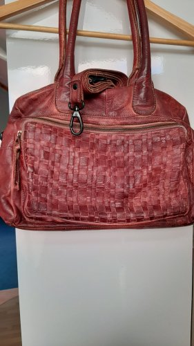 Handtasche Leder  5th Avenue