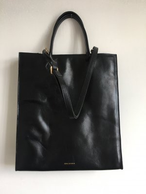 Handtasche Leder schwarz, Royal Republiq.