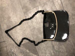 Handtasche Mango schwarz