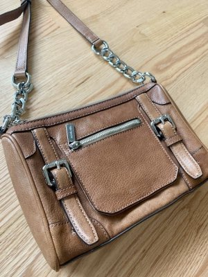 Michael Kors Crossbody bag beige leather