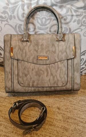 Handtasche * Michael Shannon * Grau * Wie neu