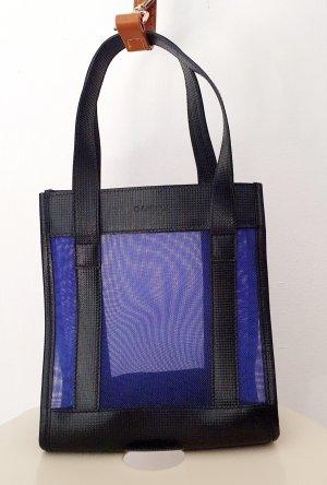 Gucci Handtas zwart-blauw