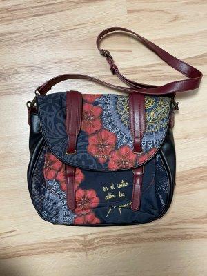 Handtasche mit Blumenmuster Desigual