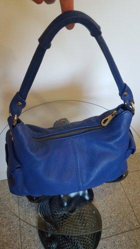 Handtasche mit mehreren Fächern und Taschen