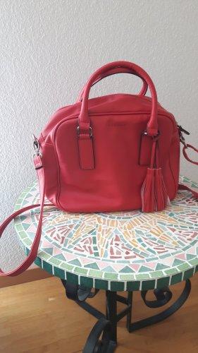 Handtasche - Naf Naf - rot