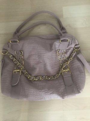 100% Fashion Handbag rose-gold-coloured