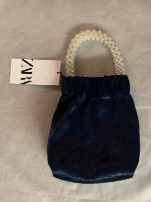 Handtasche Neu Marinenblau