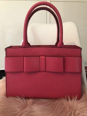 Handtasche *NEU* pink, himbeerrot