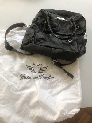 Handtasche *neu* schwarz Fritzi aus Preussen