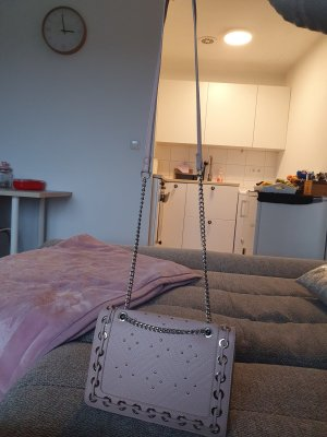 CCC Sac à main or rose