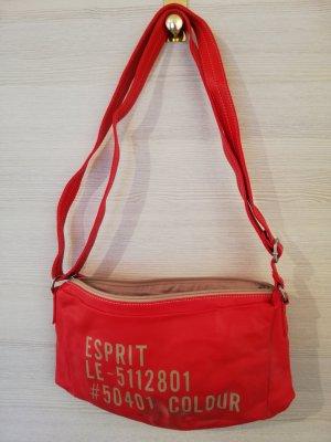 Handtasche rot von Esprit