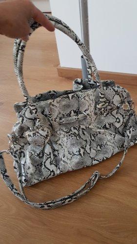 Handtasche, Schlangenlederoptik