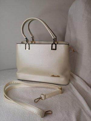 Handtasche Schultertasche perlefekt, neu mit Schönheitsfehler