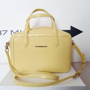 Handtasche Schultertasche von rocco barocco gelb