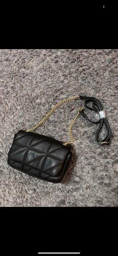 Handtasche schwarz klein