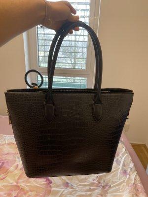 Handtasche schwarz von H&M