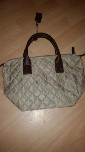 Handtasche stepp look