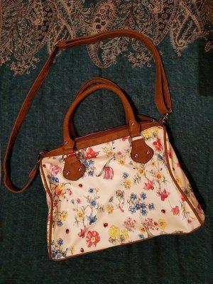 Handtasche / Tasche mit verstell- und abnehmbaren Riemen von Deichmann / WIE NEU