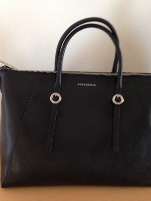 Handtasche , Tasche, von Coccinelle , neu, Leder, in Schwarz, NP: 349€