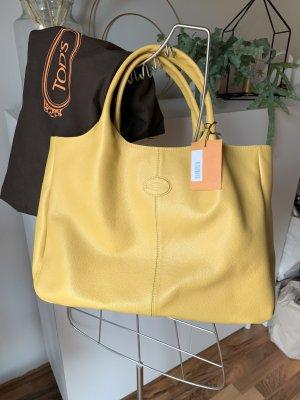 Handtasche, Tods - Leder - Neu mit Etikett