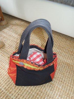 Handtasche Trachtentasche Stofftasche handgenäht Unikat