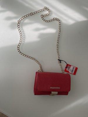 C. Valentino Gekruiste tas rood-goud