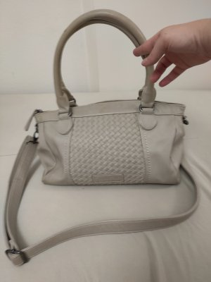 Fritzi aus preußen Shoulder Bag white-light grey