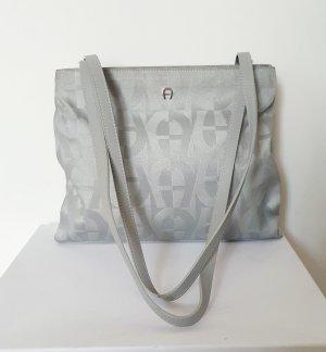 Handtasche von aigner nylon