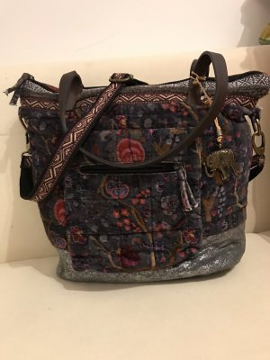 Anokhi Handbag multicolored