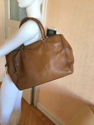 Anya hindmarch Handbag cognac-coloured-camel