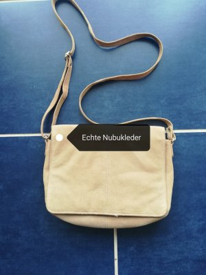 #handtasche von #esmara #nubukleder
