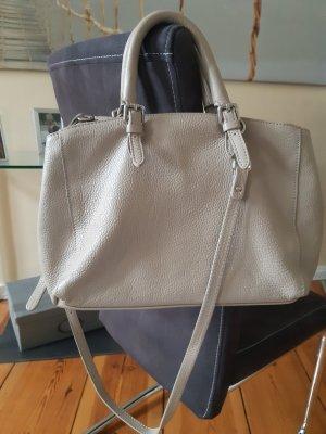Handtasche von Gianni Chiarini Leder Beige