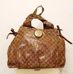 Gucci Handbag multicolored linen