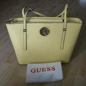 Handtasche von Guess Open Road - gelb