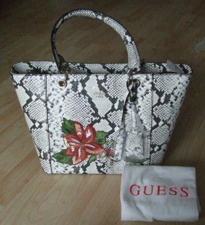 Handtasche von Guess - Reptiloptik