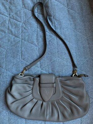 Handtasche von Hugo Boss aus Leder