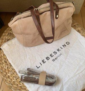 Handtasche von Liebeskind Berlin Pokola aus Leder