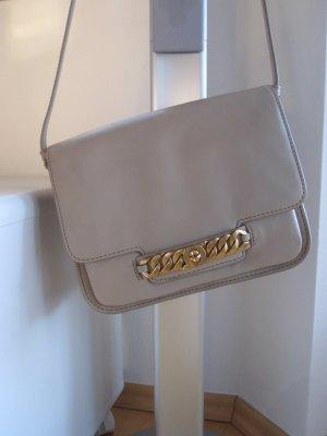 Handtasche von Marc Jacobs Crossbody in beige stein schlamm echt Leder gold