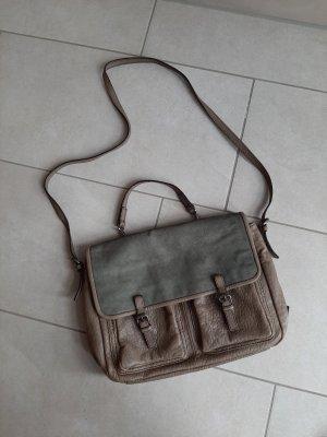 Handtasche von Marc O'Polo braun Lederhandtasche