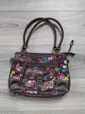 Handtasche von Oilily mit floralem Muster