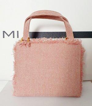 Handtasche von rena lange rosè