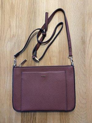 Handtasche // Weinrot